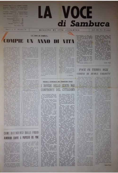 ANTEPRIMA n.11 pag.1