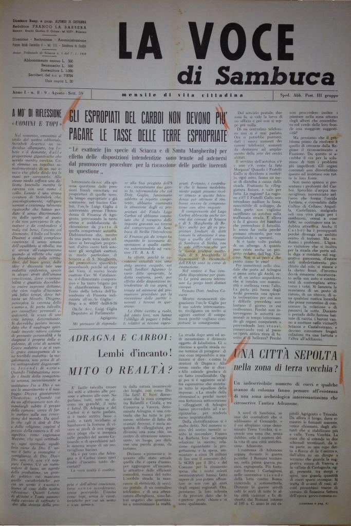 ANTEPRIMA n.8 pag.1